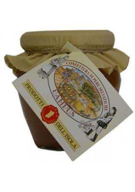 Confettura extra di pere selvatiche sarde - Campus