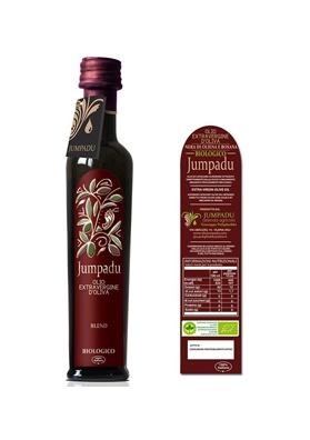 Organic Extra Virgin Olive Oil - Jumpadu di Oliena - Nera di Oliena