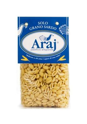Gnocchetti sardi - Malloreddus - Pasta Araj
