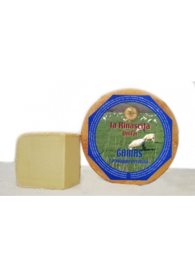 Pecorino sardo cheese (Onifai) - Cooperativa Rinascita