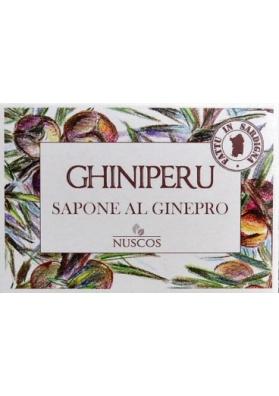 Sardinian natural soap - juniper essences - S'edera