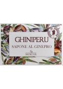 Saponetta naturale al ginepro sardo - Saponificio Nuscos
