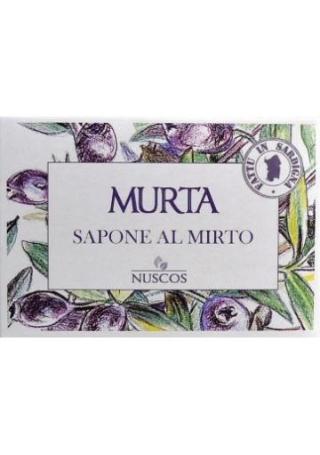natural myrtle soap - S'edera