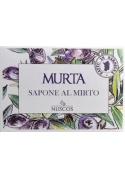 Murta - Sardinian myrtle soap - Nuscos
