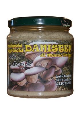 Patè di funghi sardi - Danistef