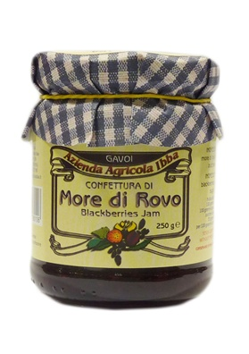 Sardinian blackberries jam - Antichi Sapori di Sardegna Gavoi