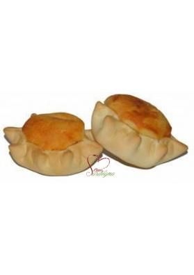 Casadine di formaggio (Casadinas/Pardulas de casu) - Pasticceria Artigiana Monne
