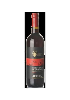 Cannonau di Sardegna wine 12.5° - Antichi poderi Jerzu