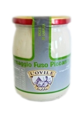 Spreadable spicy sardinian pecorino cheese - L'ovile Sepi