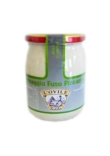 Spreadable spicy sardinian pecorino cheese - L'ovile Sepi