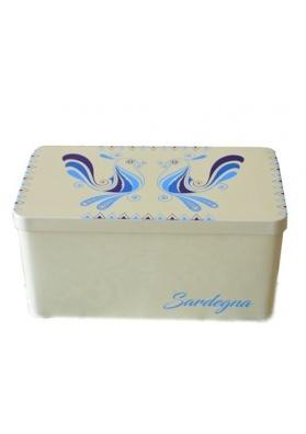 Girf sardinian box with cookies