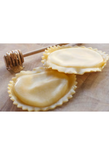Seadas con ripieno limone - Artinpasta