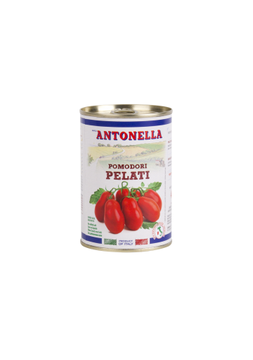 Italian peeled tomatoes Antonella - Casar