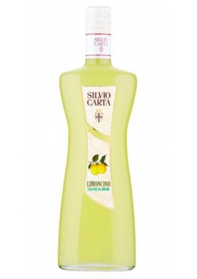 Limoncino - Lemon Liquor - Silvio Carta
