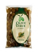 Natural Olives in Brine - Secchi