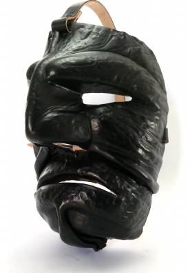 Maschera Mamuthone - Artigianato sardo Satodà