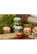 Crema di pecorino spalmabile delicata Muflone (barattolo da 300 gr.) - Dorgali