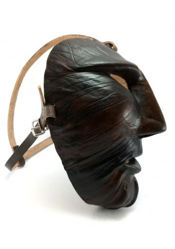 Sardinian Mamuthone mask - Artigianato sardo Satodà