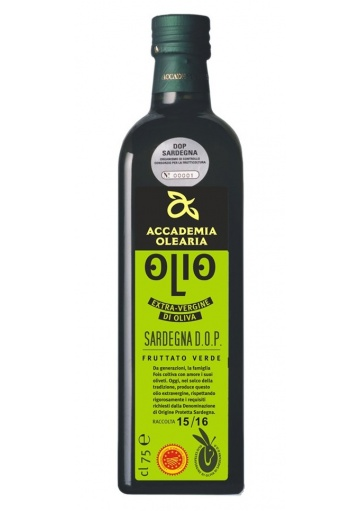Olio extravergine di oliva D.O.P. - Accademia olearia Alghero