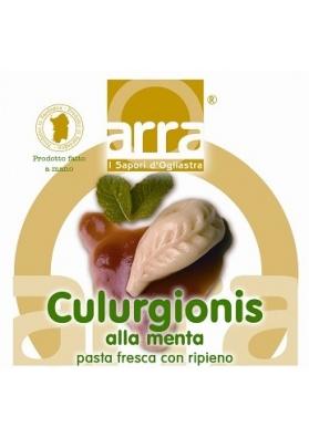 Culurgionis d'Ogliastra I.G.P. alla menta - Arra