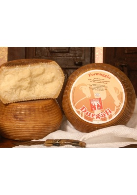 Pecorino seasoned sheep cheese - Durgali - Cooperativa Dorgali Pastori