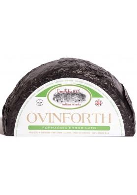 Formaggio pecorino erborinato Ovinforth - Casa Fadda