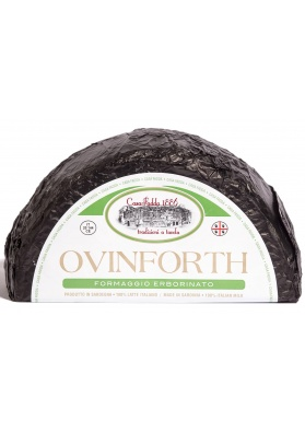 Ovinforth sardinian pecorino vained cheese - Casa Fadda