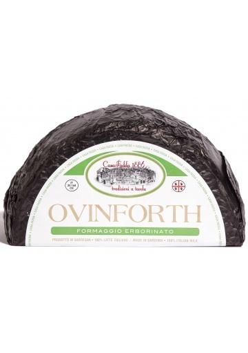 Formaggio pecorino sardo erborinato Ovinforth - Casa Fadda
