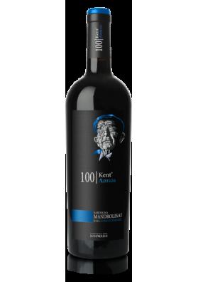 Vino 100 kent'annos SUPERIORE - Mandrolisai DOC di Sardegna Cantina del Mandrolisali