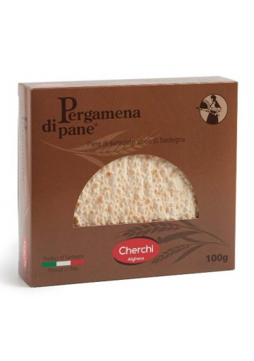 Pergamena di pane classico - Cherchi