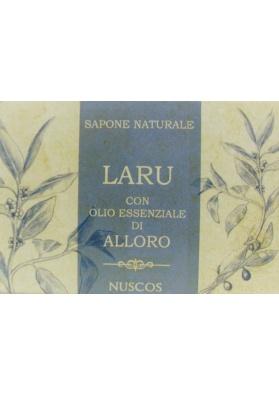 Laru sapone sardo naturale all'alloro - Nuscos - vendita online