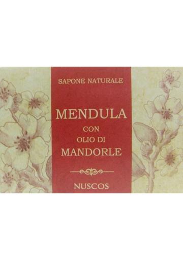 Sapone sardo naturale alle mandorle Nuscos - Vendita online