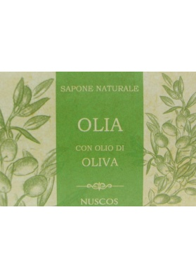 Natural olive oil soap - Nuscos
