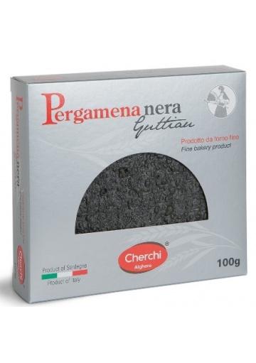 Buy Sardinian black carasau guttiau bread - Online shop