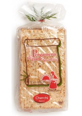 Pergamena di pane guttiau - Cherchi - vendita online