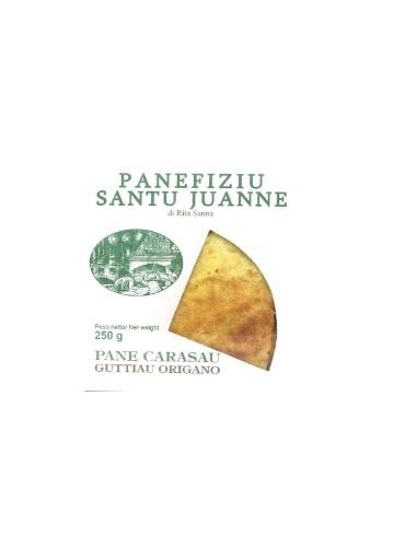 Pane carasau guttiau - Oliena - Panificio artigianale