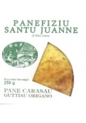 Oregano Carasau Guttiau bread - Santu Juvanne