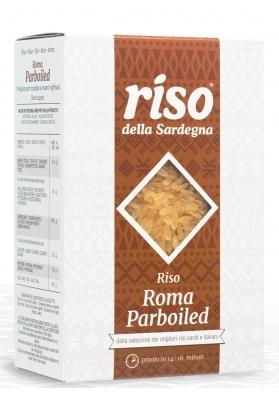 Riso Roma Parboiled - Riso della Sardegna