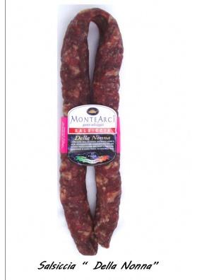 Sardinian Pork Sausage - Monte Arci