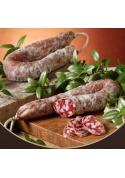 Salsiccia sarda campidanese - Salumificio Su Sirboni