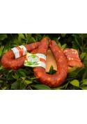 Salsiccia al peperoncino di Belvì - Salumificio di Belvì