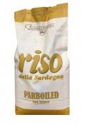 Parboiled rice - Fino Ribe Rice 5 kg. - Riso della Sardegna