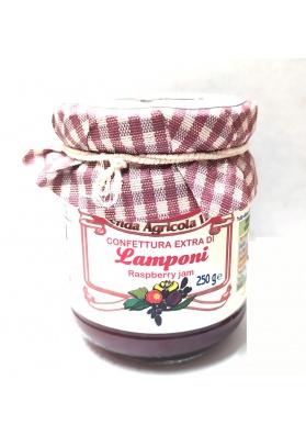 Confettura di lamponi - Antichi sapori di Sardegna Ibba