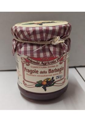 Confettura extra di fragole della Barbagia - Azienda Agricola Ibba
