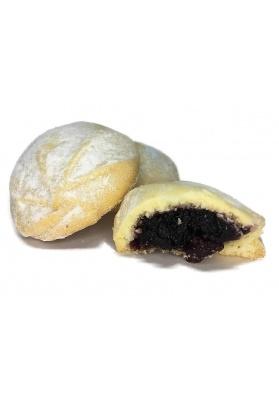 Ciccioneddas with chocolate sweet - Rau