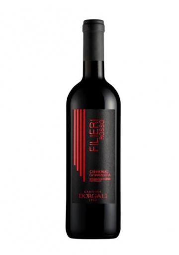 Vino Filieri rosso - Cannonau Doc di Sardegna Cantina di Dorgali