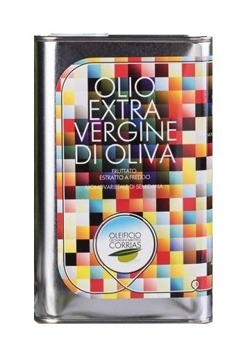 OLIO DI SEMIDANA 500 ML - Oleificio Corrias