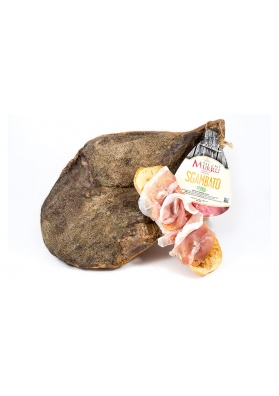 Dry-cured boneless Ham - Murru (Irgoli)
