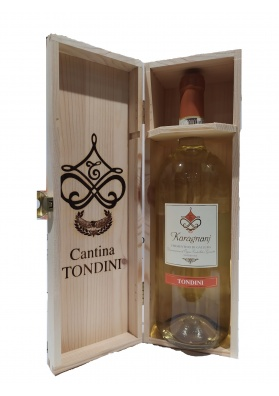 Karagnanj wine Magnum 1,5 L. - Vermentino DOCG Cantina Tondini