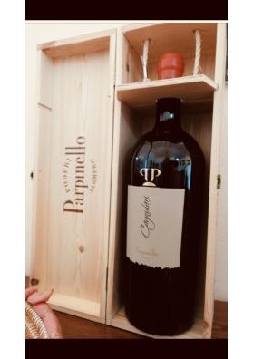 Cagnulari red wine Isola dei Nuraghi Igt 1.5 L. - Poderi Parpinello